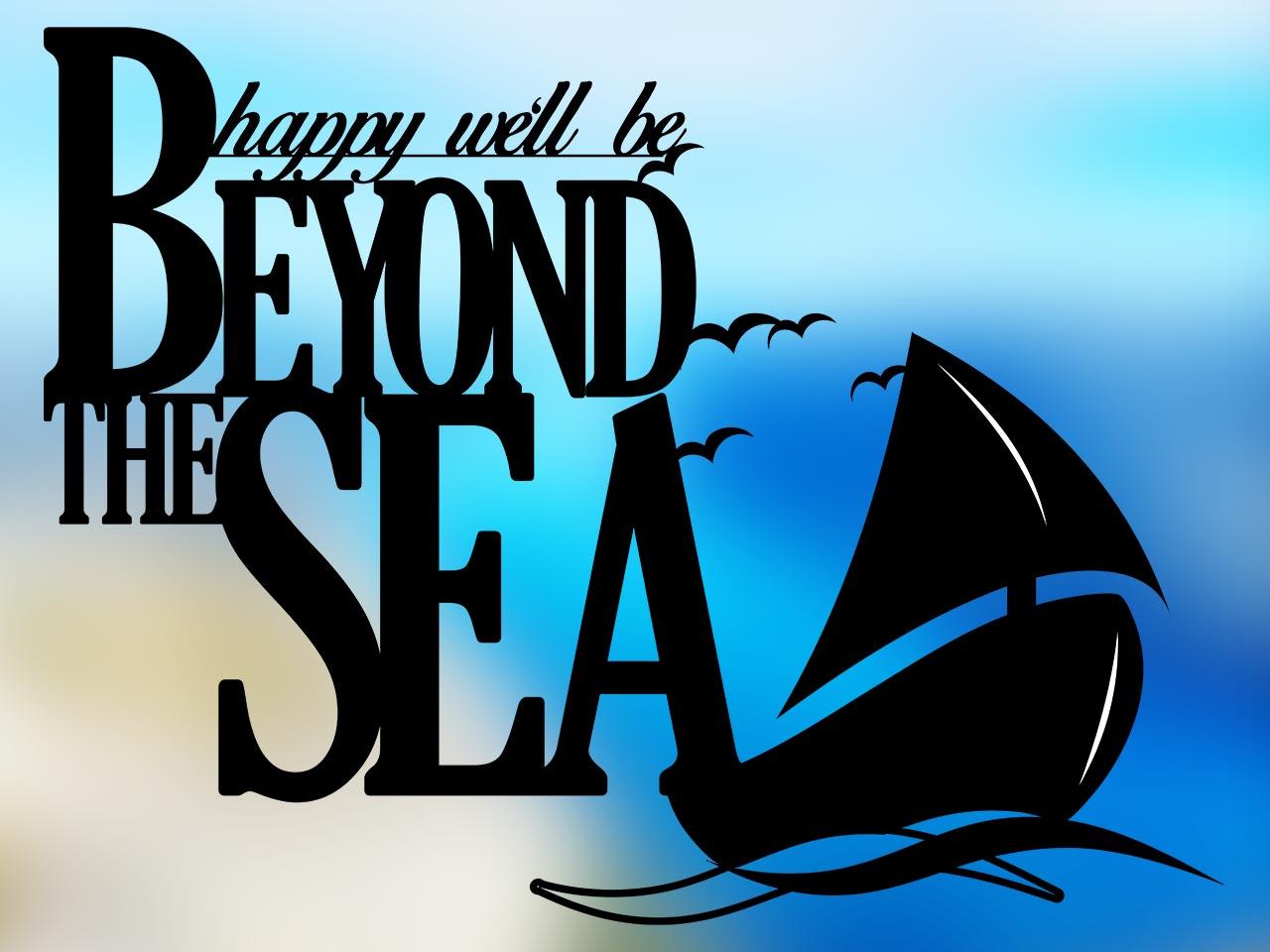 Beyond the Sea color