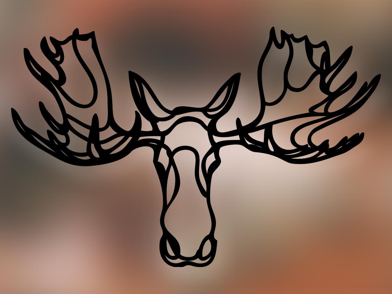Moose color
